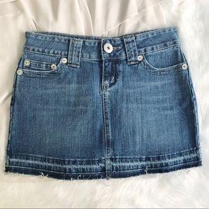 Guess Jeans • Denim Mini Skirt